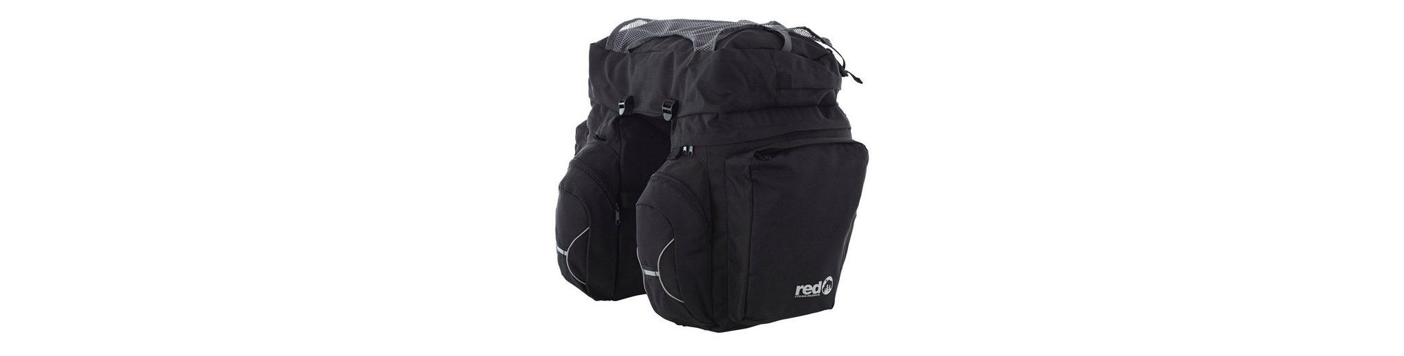 Red Cycling Products Gepäckträgertasche »Touring Set Gepäckträgertasche«