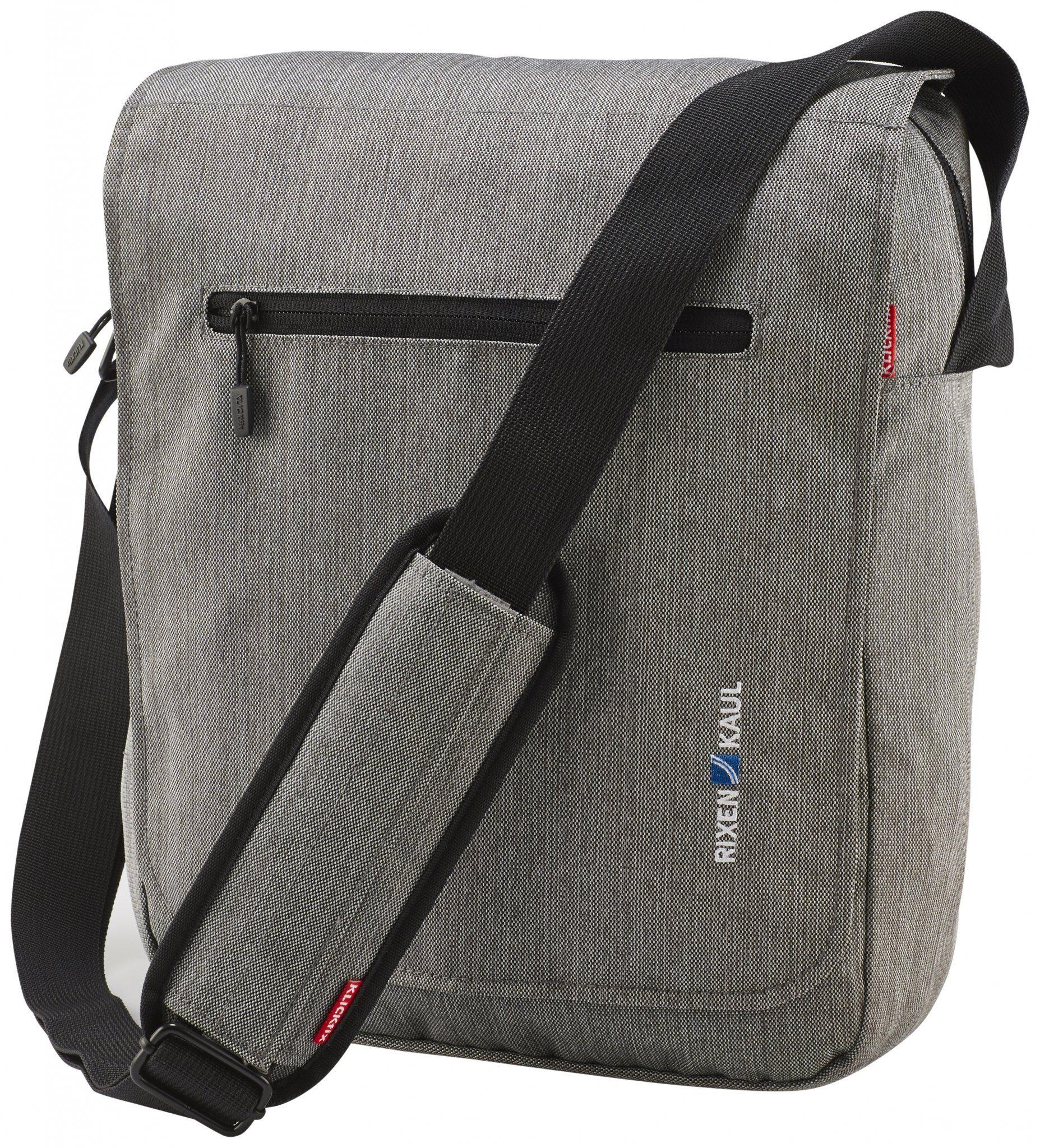 KlickFix Gepäckträgertasche »Smart Bag GT Gepäckträgertasche grau«