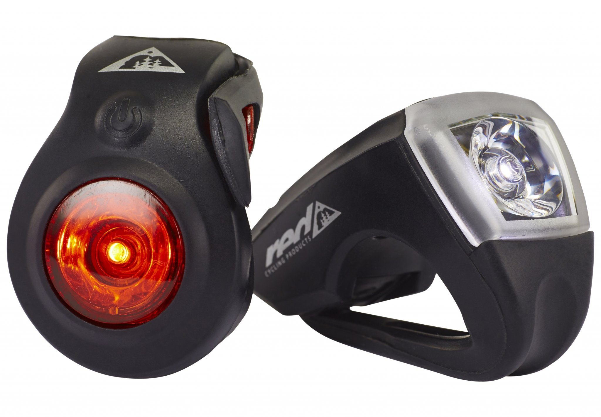 Red Cycling Products Fahrradbeleuchtung »Urban LED USB Beleuchtungsset«