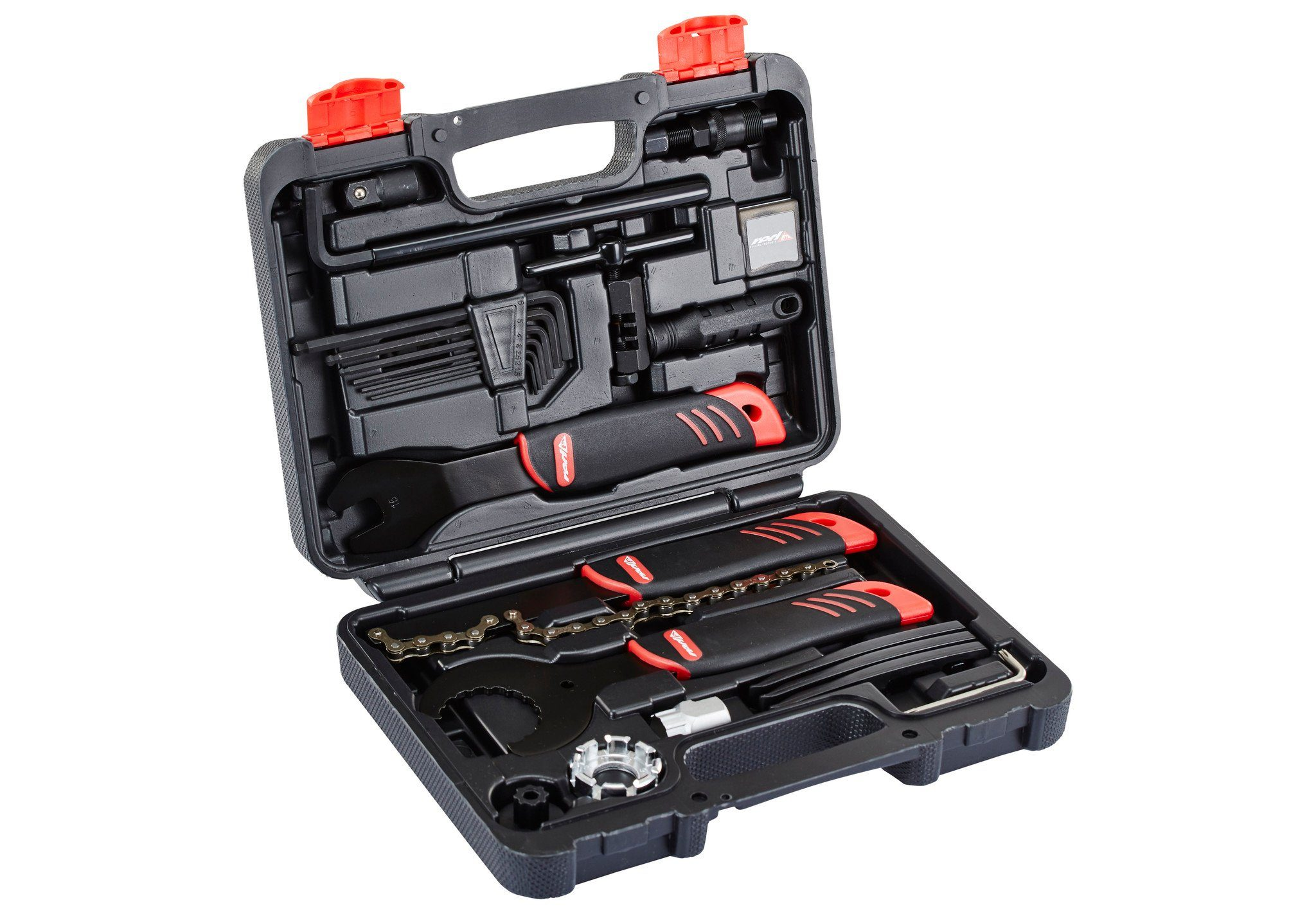 Red Cycling Products Werkzeug & Montage »Home Toolbox Werkzeugkoffer 22 tlg.«