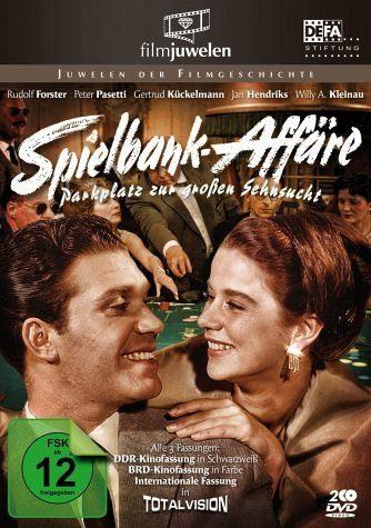 DVD »Spielbank-Affäre (2 Discs)«