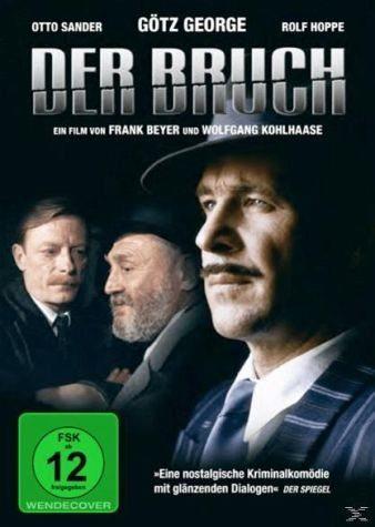 DVD »Der Bruch«