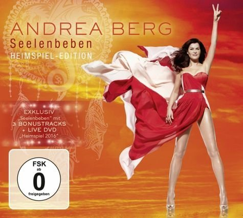 CD+DVD »Andrea Berg: Seelenbeben-Heimspiel Edition (CD...«