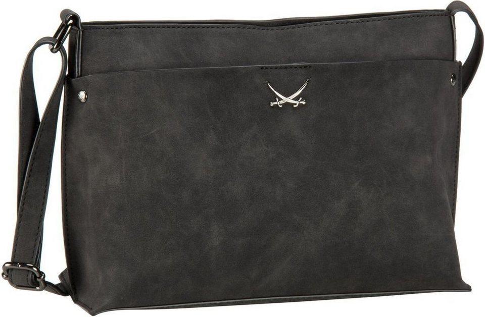 Sansibar Graceful 1000 Zip Bag in Black