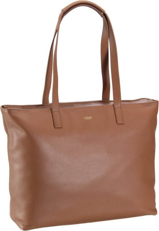 "knomo Mayfair Luxe Maddox 15"" in Caramel"