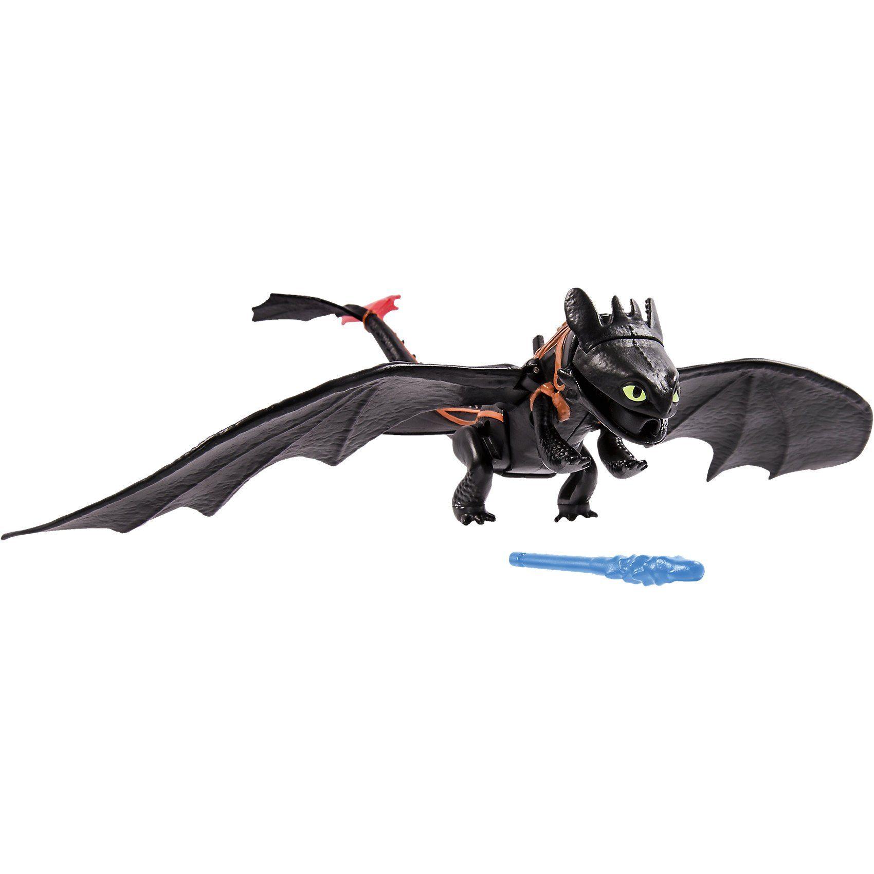 Spin Master Dragons - Action Dragon - Ohnezahn Version F