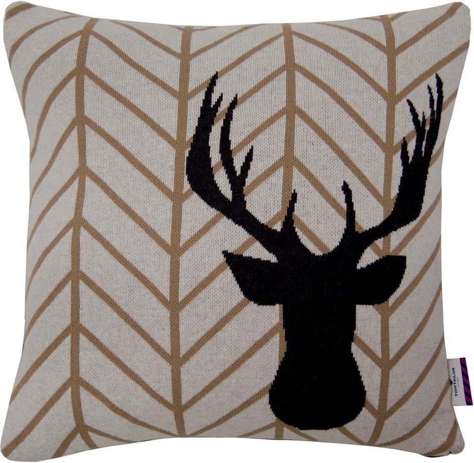 kissenh llen tom tailor smooth deer 1 st ck otto. Black Bedroom Furniture Sets. Home Design Ideas