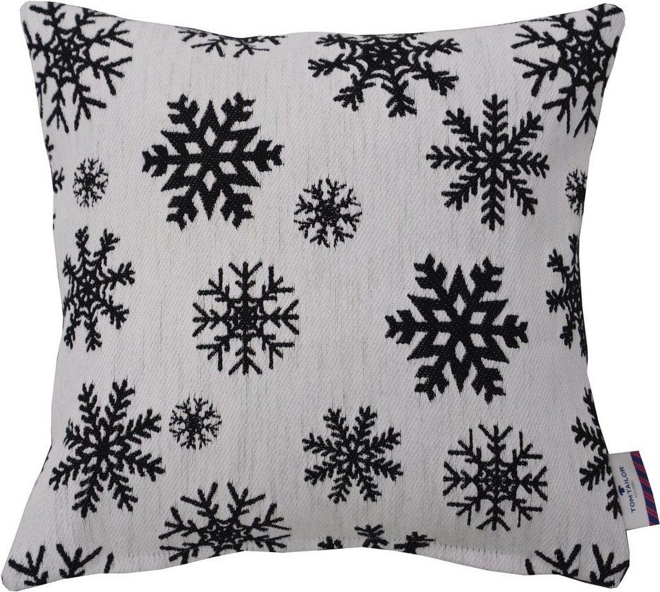 kissenh llen tom tailor snowflake 1 st ck otto. Black Bedroom Furniture Sets. Home Design Ideas
