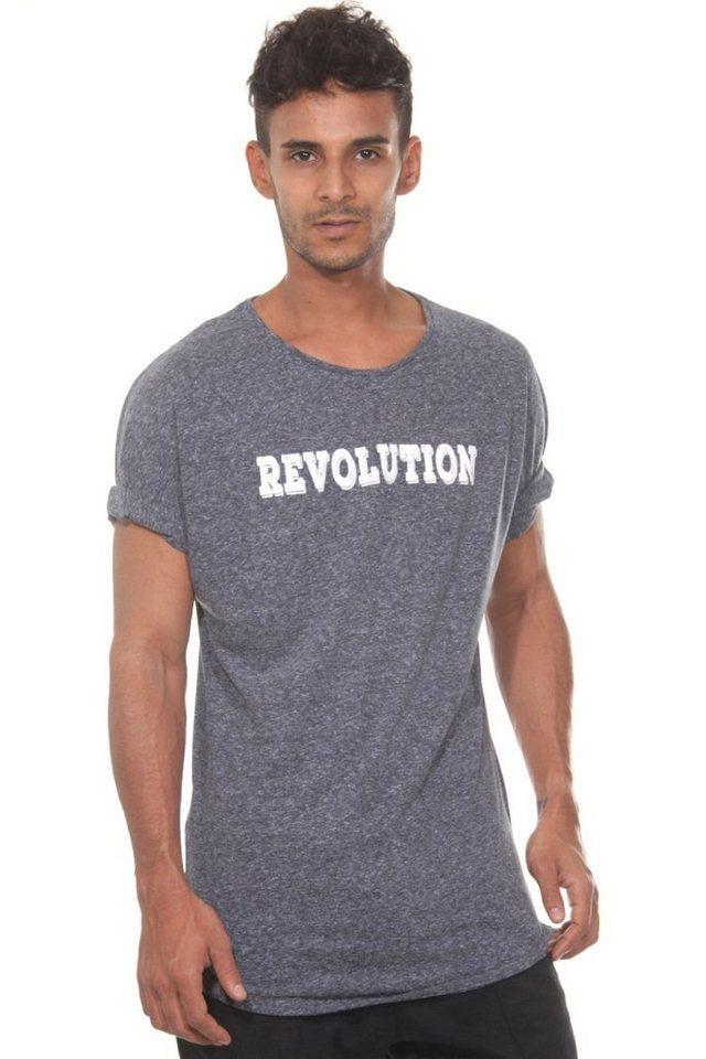 CATCH T-Shirt in blau