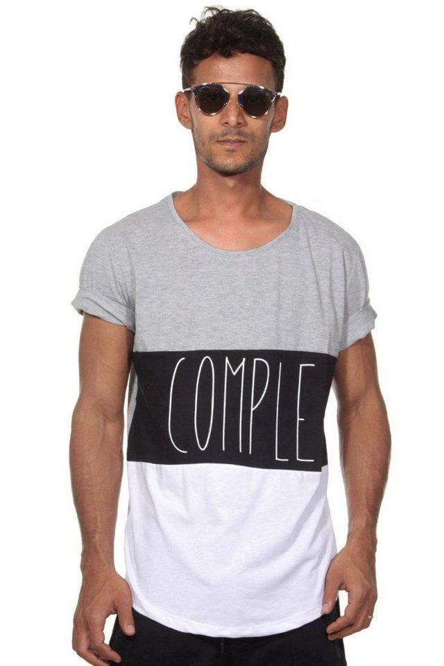 CATCH T-Shirt in grau