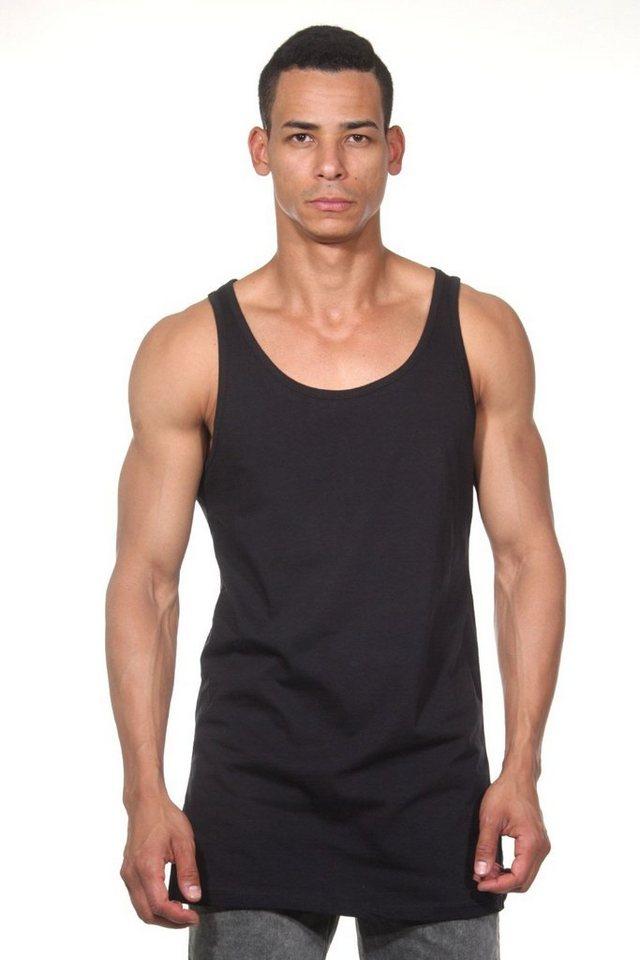 CATCH Athletikshirt in schwarz