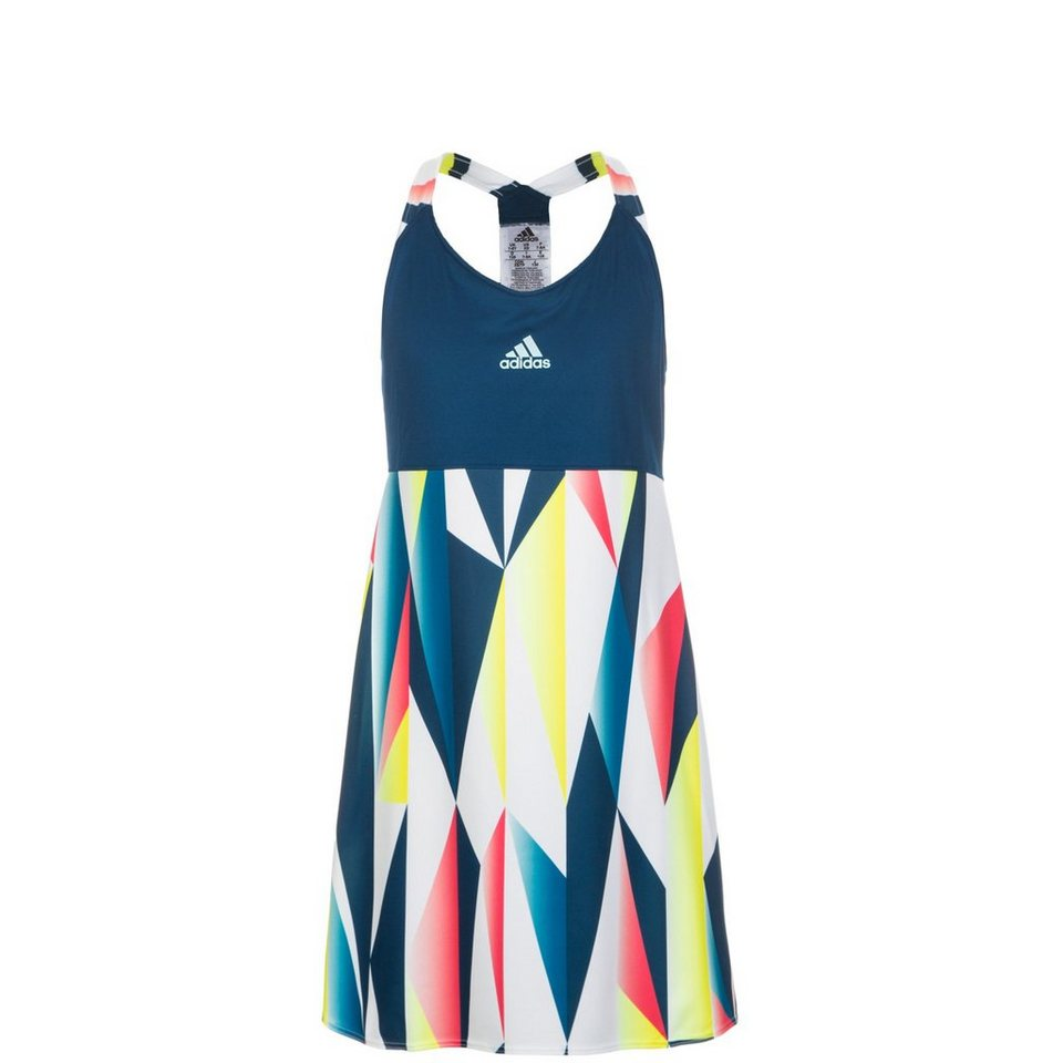 adidas Performance Multifaceted Pro Tenniskleid Kinder in bunt