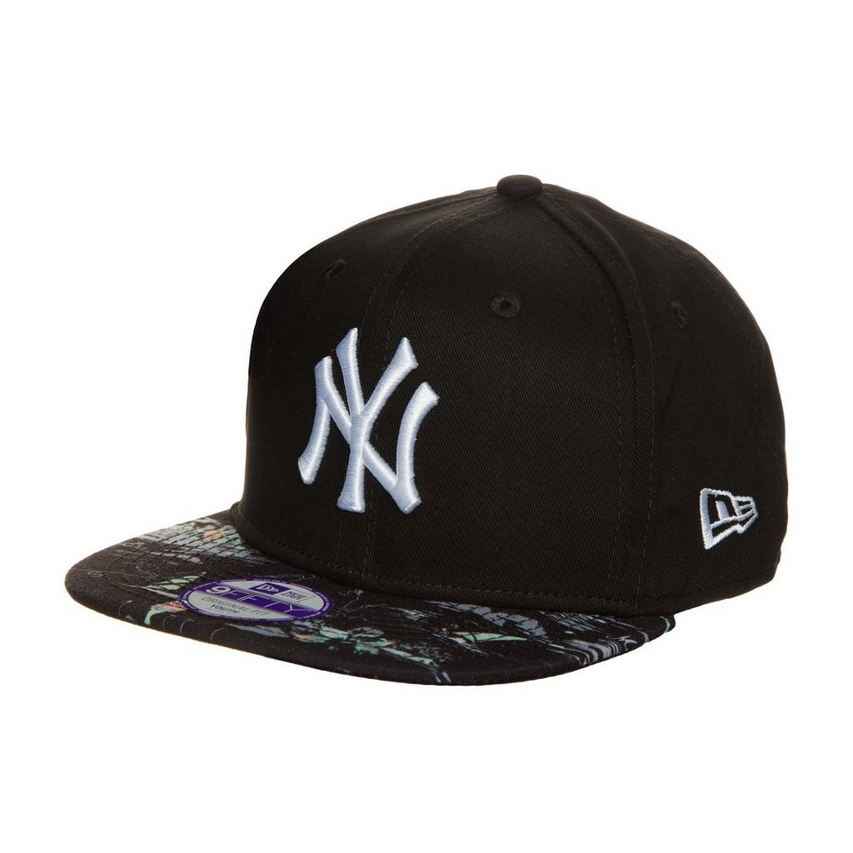 New Era 9FIFTY MLB New York Yankees Snapback Cap Kinder in schwarz / bunt