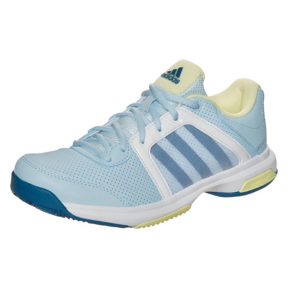 adidas Performance Barricade Aspire STR Tennisschuh Damen in helblau / weiß