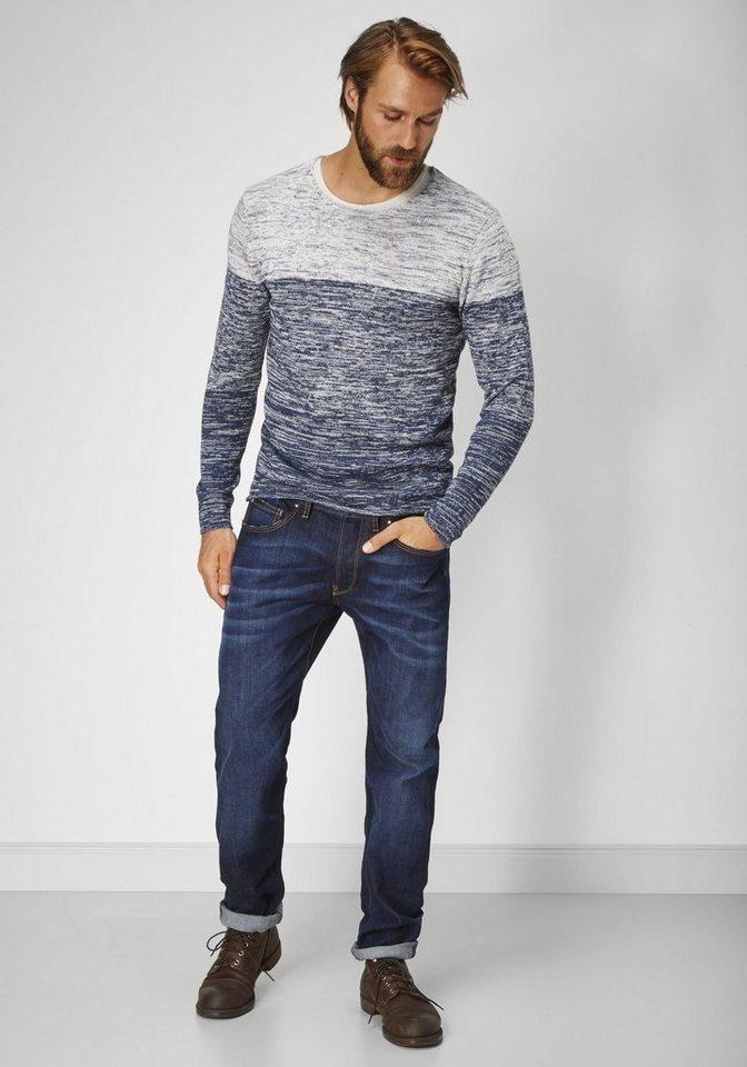 NAGANO Jeans »CHONAN« in Rinsed blue