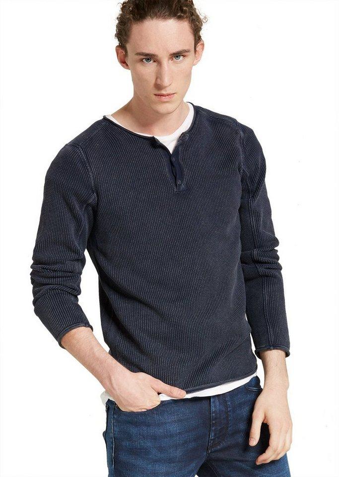 Marc O'Polo DENIM Pullover in 886 midnight blue