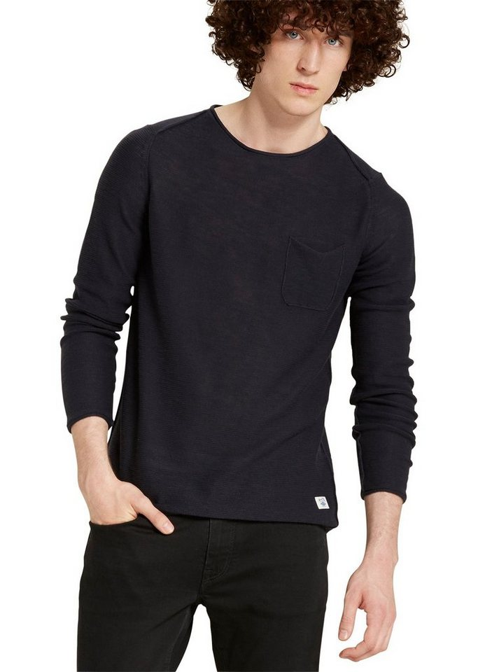 Marc O'Polo DENIM Pullover in 886 midnight blue
