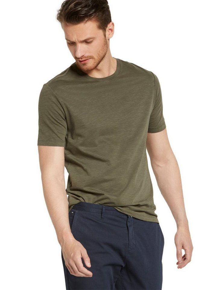 Marc O'Polo Shirt in 492 olive
