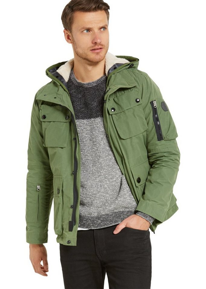 Marc O'Polo Jacke in 464 basil
