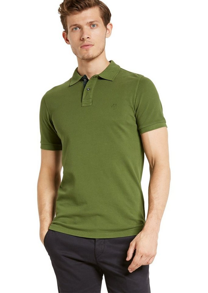 Marc O'Polo Polo in 464 basil