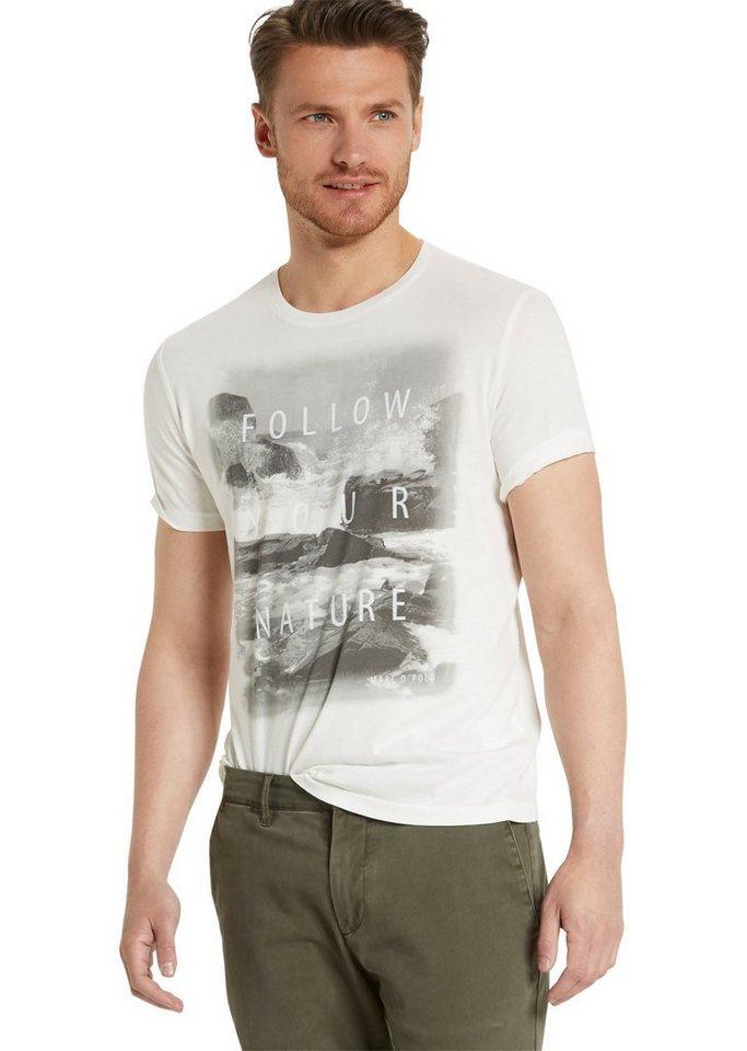 Marc O'Polo Shirt in 101 egg white