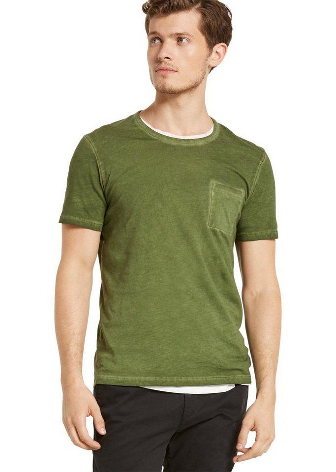 Marc O'Polo Shirt in 464 basil