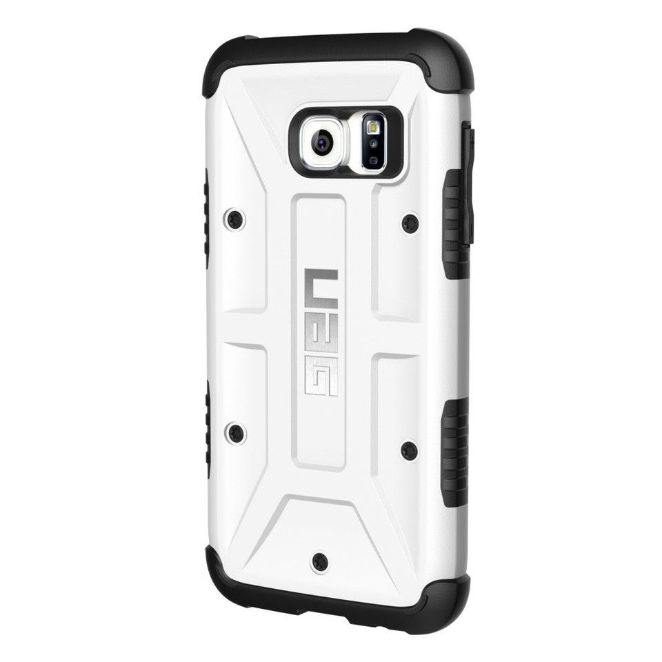 UAG Hartschalencase von Urban Armor Gear »Composite Case for Samsung Galaxy S7« in Weiss