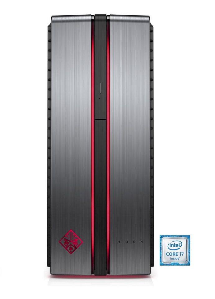 HP Gaming OMEN by HP 870-057ng PC »Intel Core i7, GTX 1080, 512 GB + 3 TB, 32 GB«