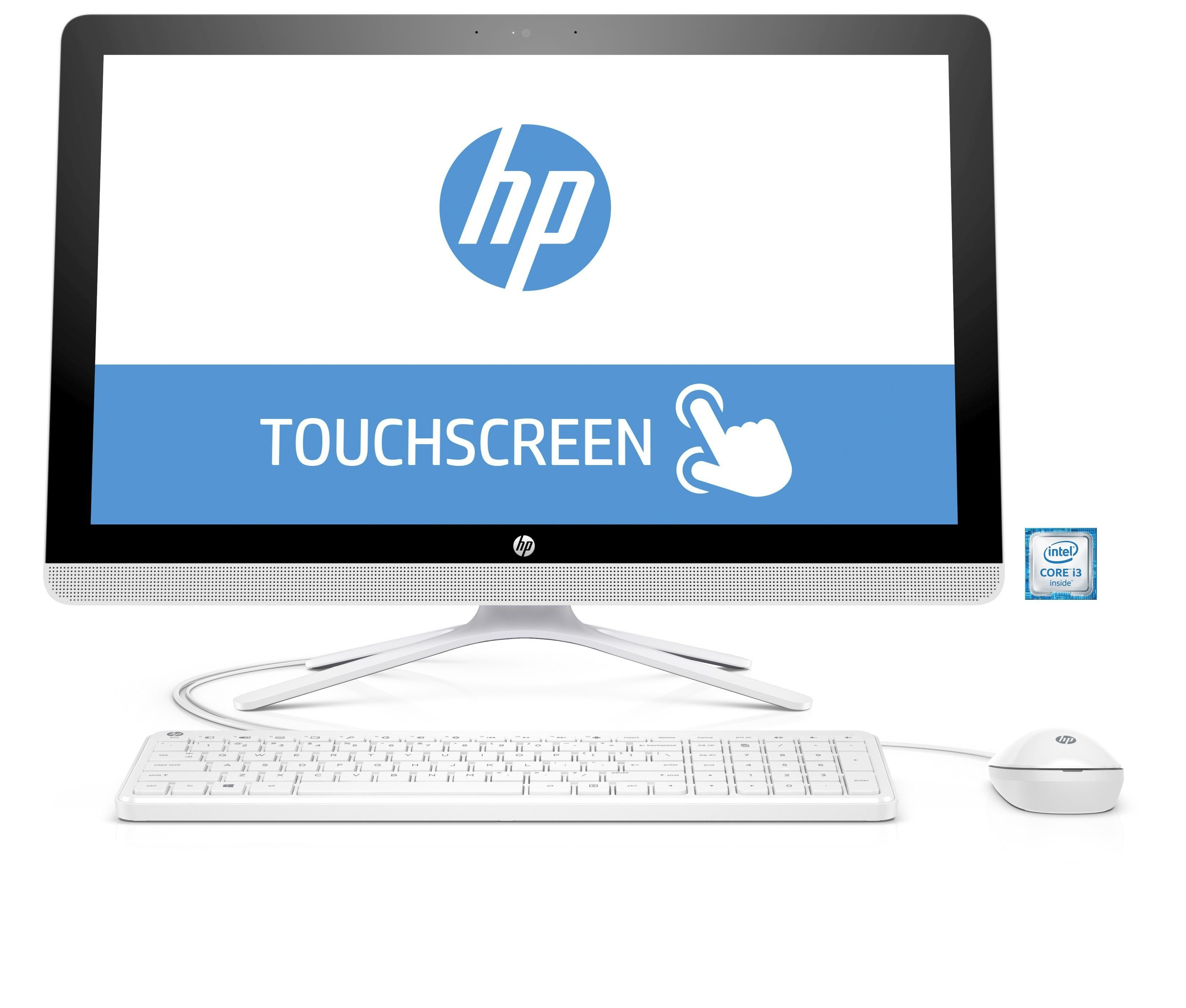 "HP 22-b064ng All-in-One PC »Intel Core i3, 54,6cm (21,5""), 1 TB SSHD, 4 GB«"