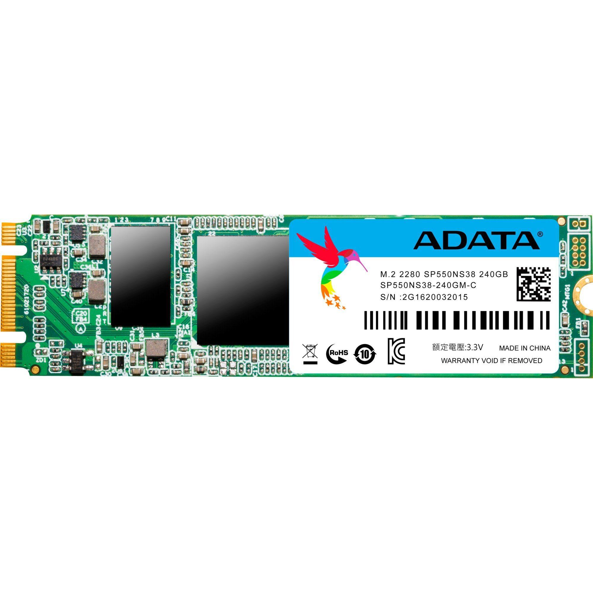 ADATA Solid State Drive »SP550 240 GB«
