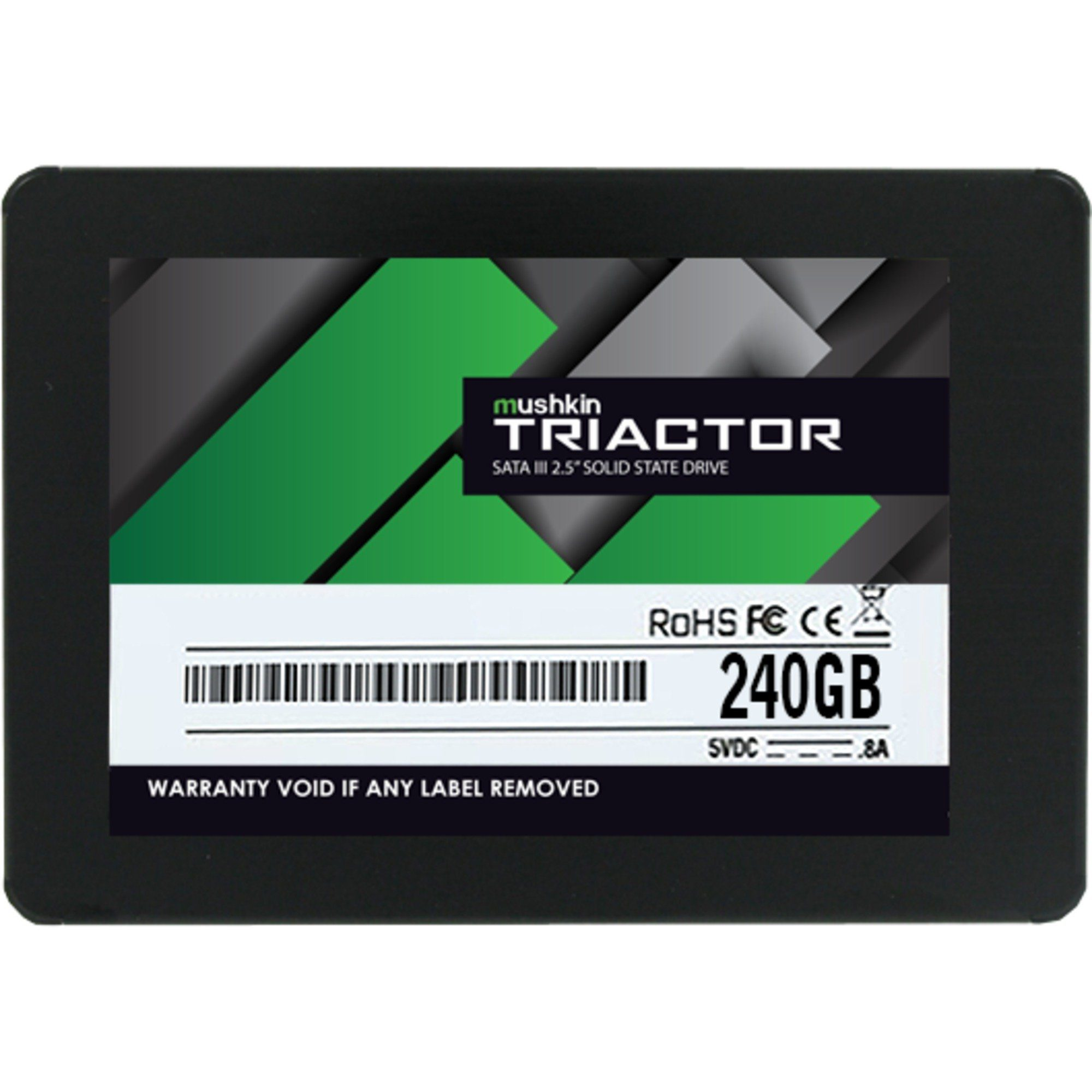 Mushkin Solid State Drive »TRIACTOR 240 GB«