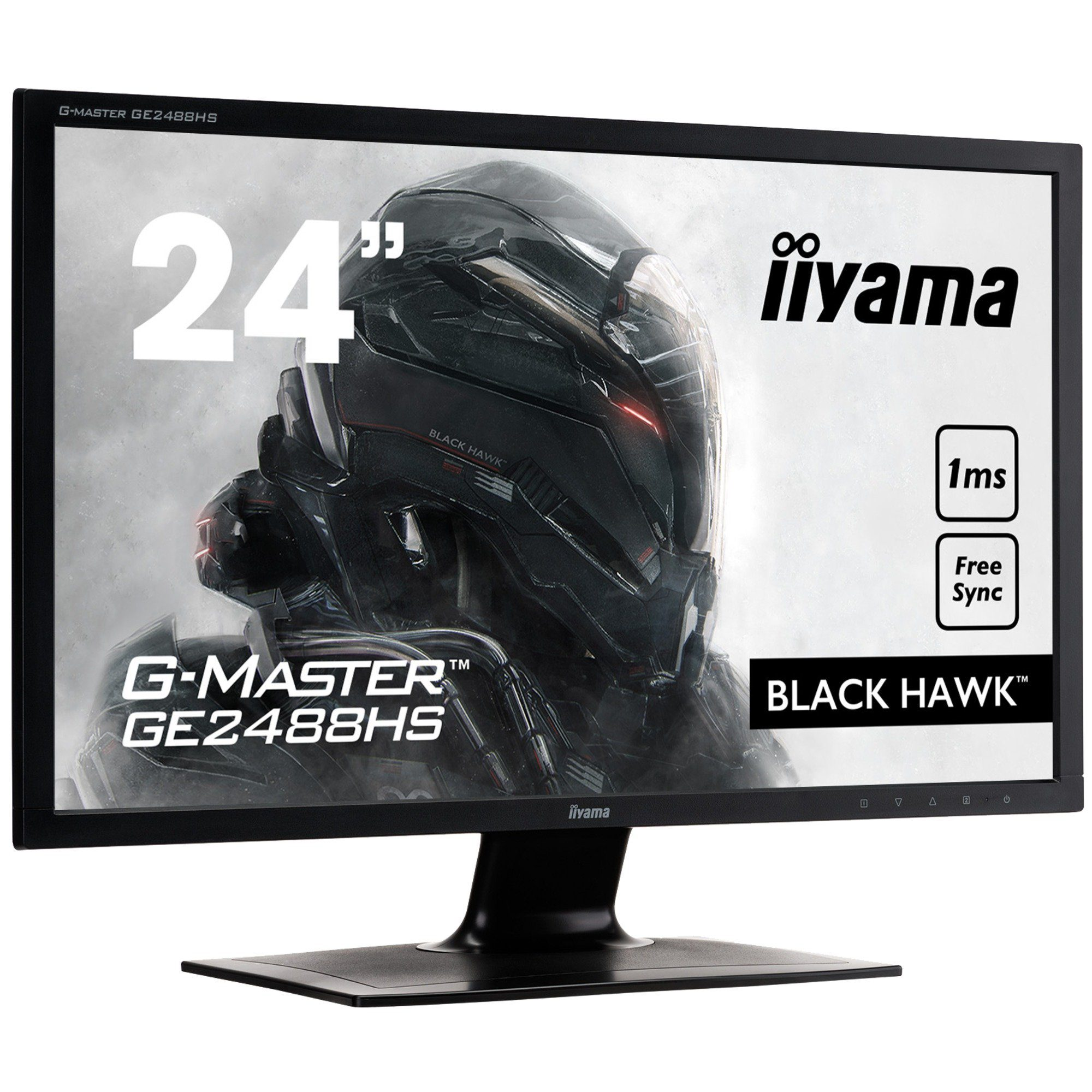 Iiyama LED-Monitor »G-MASTER GE2488HS-B2«