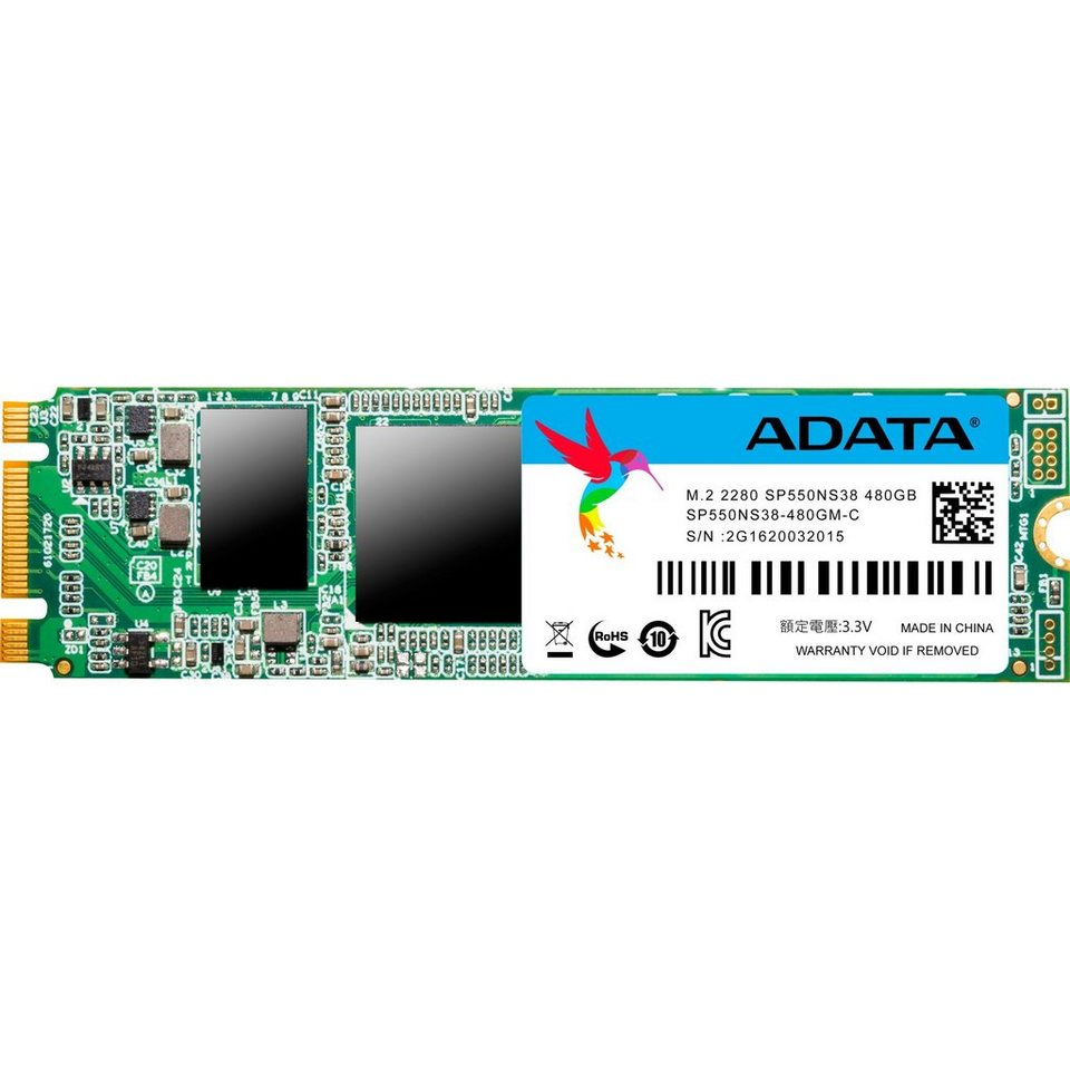 ADATA Solid State Drive »SP550 480 GB«
