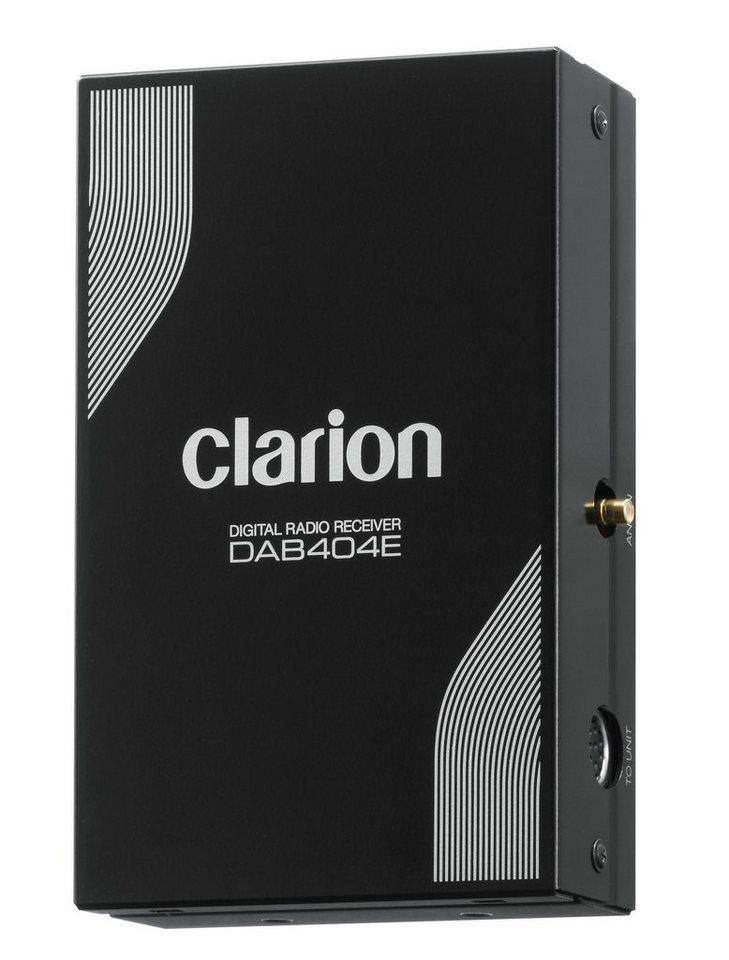 Clarion DAB-Empfänger »DAB404E« in schwarz