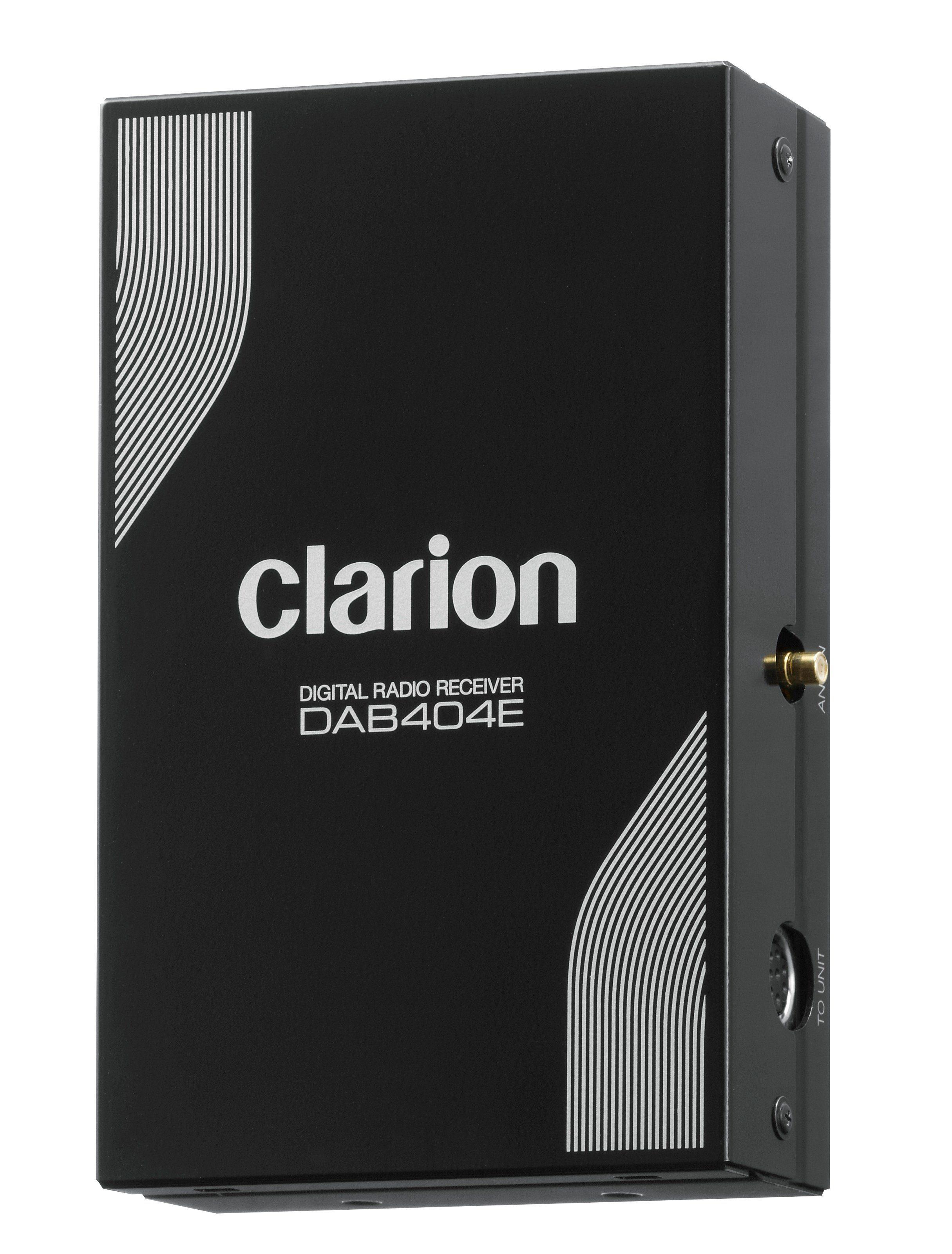 Clarion DAB-Empfänger »DAB404E«