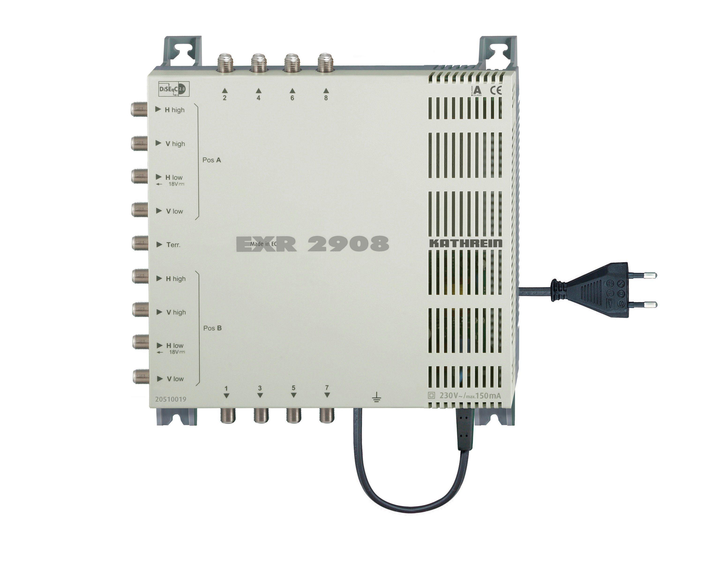 Kathrein Multischalter 9 auf 8 »EXR 2908«