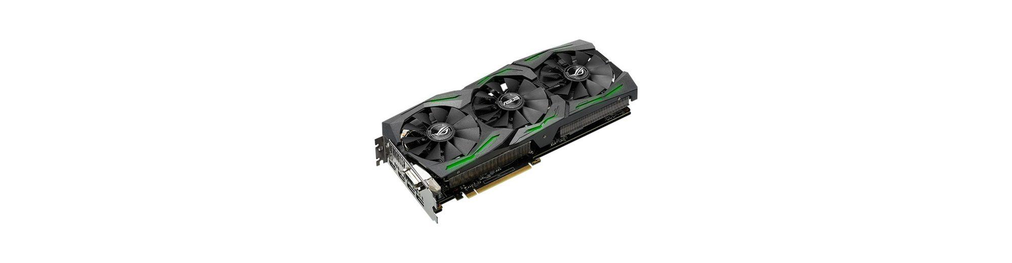 ASUS Grafikkarte »GeForce GTX 1070 STRIX OC GAMING«