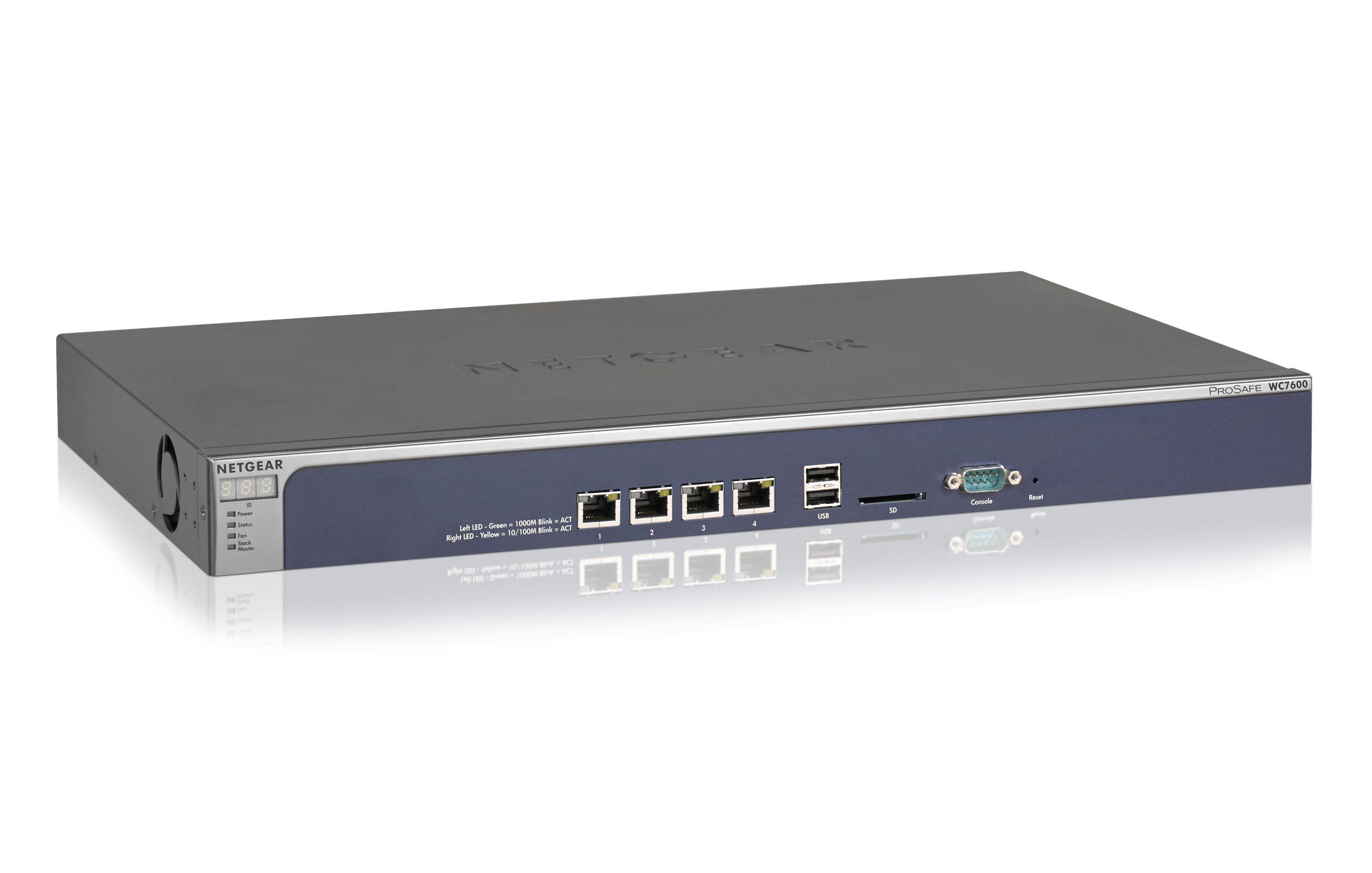 Netgear WLAN CONTROLLER »WC7600 50 AP PREMIUM«