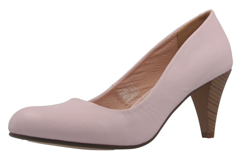 Fitters Footwear Pumps in Übergrößen Princess  Pink