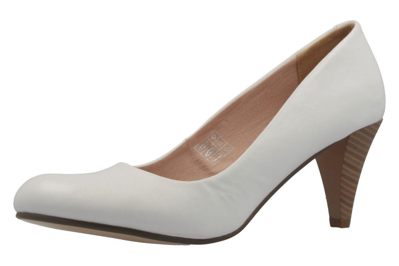 Fitters Footwear Pumps in Übergrößen Princess  Weiß