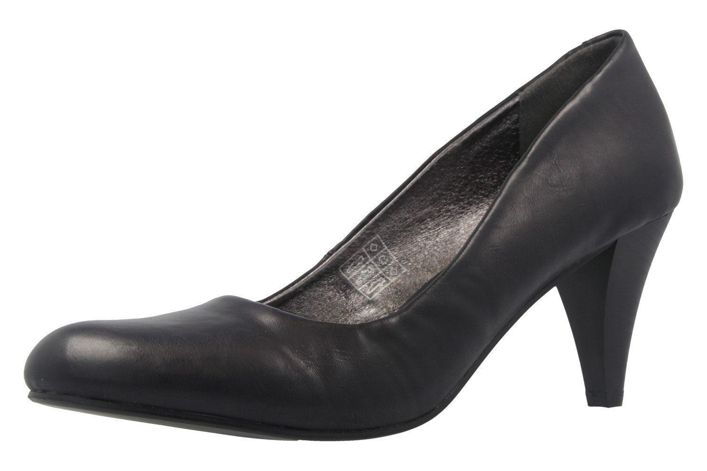 Fitters Footwear Pumps in Übergrößen Princess  Schwarz