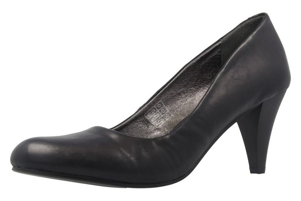 Fitters Footwear Pumps in Schwarz