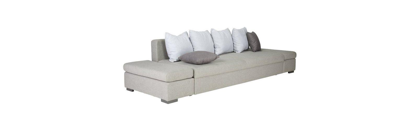 massivum Sofa aus Velours »Midras«
