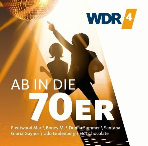 Audio CD »Various: Wdr 4 - Ab In Die 70er«