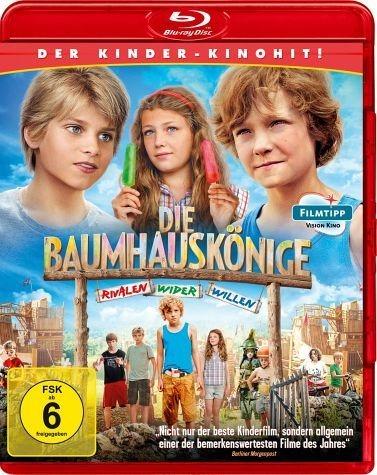 Blu-ray »Die Baumhauskönige - Rivalen wider Willen«