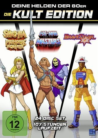 DVD »She-Ra: Princess of Power / He-Man and the...«