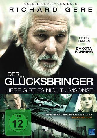 DVD »Der Glücksbringer - Liebe gibt es nicht umsonst«
