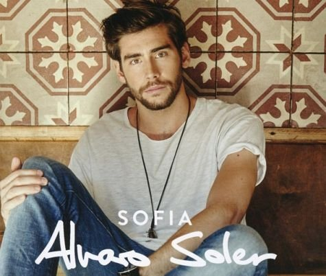 CD-Single »Alvaro Soler: Sofia (2-Track)«