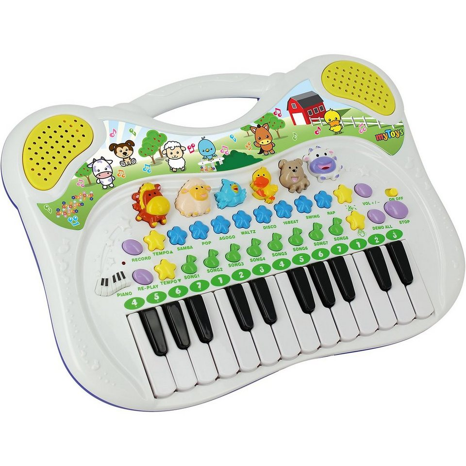 myToys Tierstimmen Piano