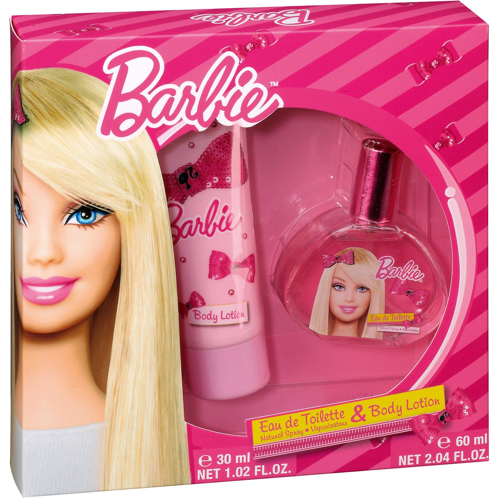 Duftset Barbie mit Eau de Toilette und Bodylotion